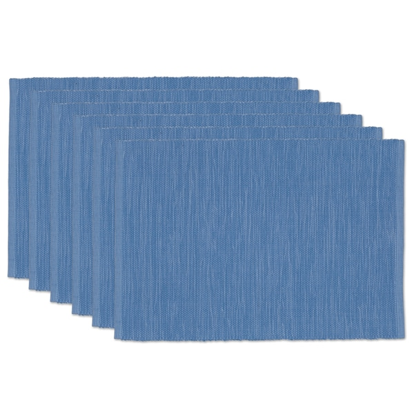 Fountain Blue Tonal Placemat (Set of 6)