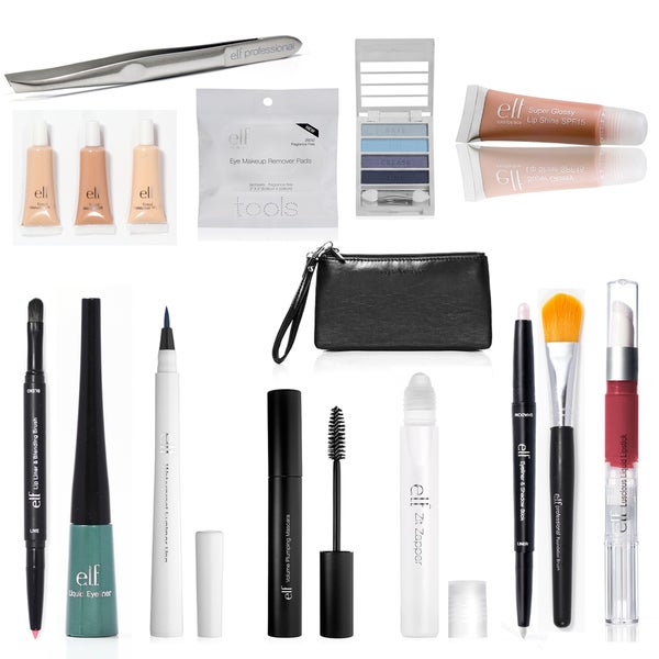 e.l.f. Makeup and More Collection 16-piece Set