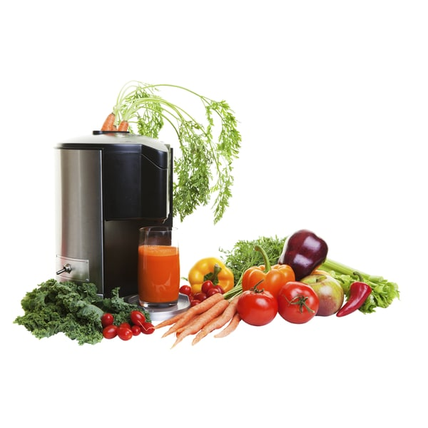 This Week's Harvest Certified Organic Fresh Produce Juicing Bundle (Local Delivery)