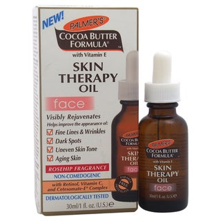 Palmer's 1-ounce Cocoa Butter Skin Therapy Face Oil Rosehip Fragrance