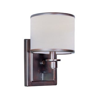Maxim Lighting Nexus 1-light Bronze Wall Sconce