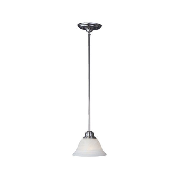 Maxim Lighting Pico 1-light Nickel Mini Pendant