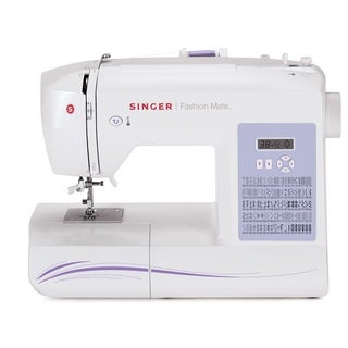 Singer 5500 Fashion Mate Sewing Machine with 100 Stitches