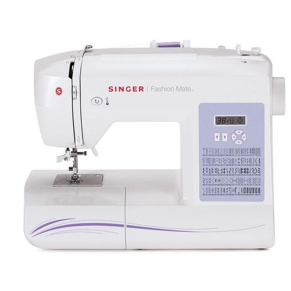 singer sewing machine fashion mate 5500