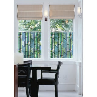 Geometrics Window Film