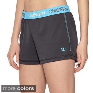 Champion Women's Vapor PowerTrain Shorts
