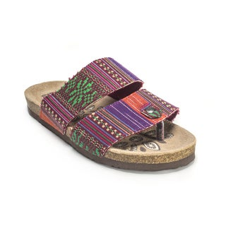 Muk Luks Women's 'Claire' Duo Strap Sandals