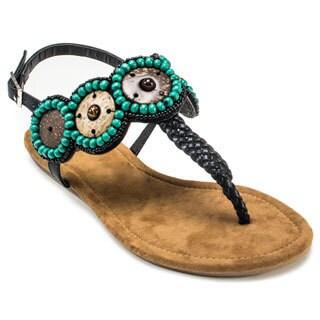 Muk Luks Women's 'Harper' Beaded Sandals