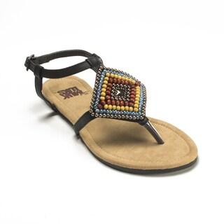 Muk Luks Women's 'Aria' Beaded Sandals
