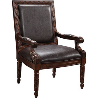 Christopher Knight Home Hand-carved Birchwood Chair