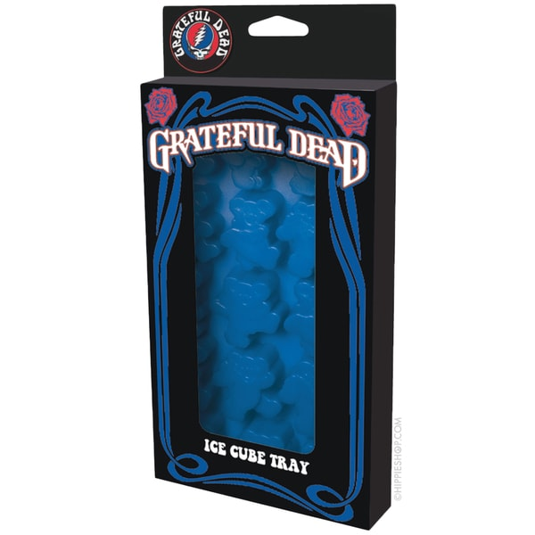 Grateful Dead Dancing Bears Silicone Ice Cube Tray