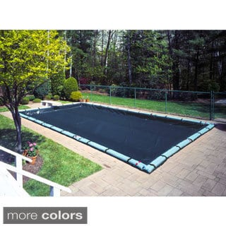 Robelle Next-Generation Pro-Select/ Optimum Ripshield Winter Cover for In-Ground Pools