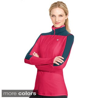 Champion Women's PerforMax 1/4 Zip Pullover
