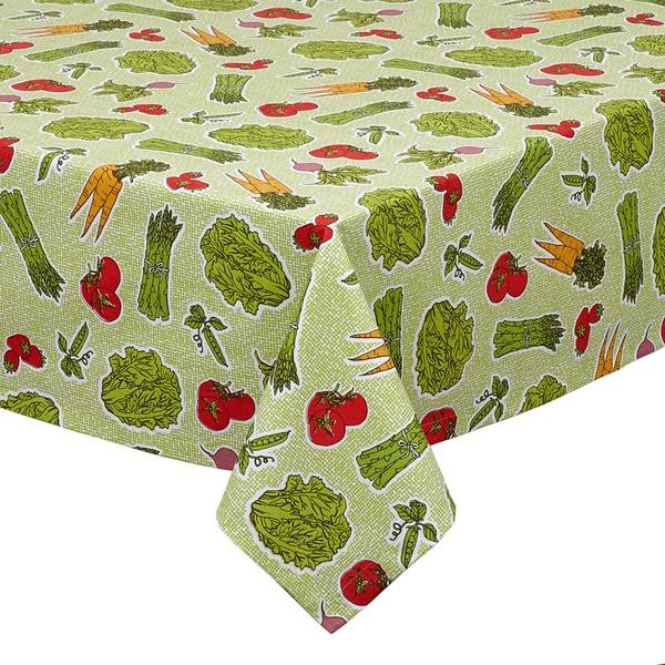 Fresh Produce Tablecloth