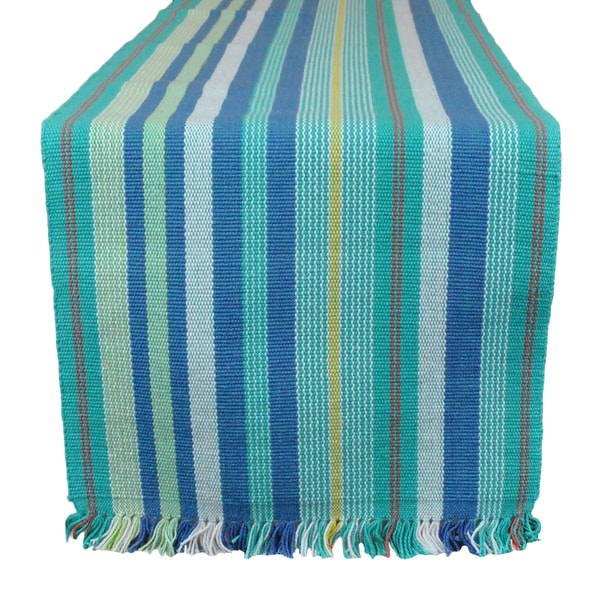 Seashore Stripe Table Runner