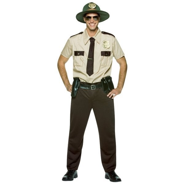 State Trooper Adult Costume