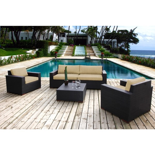 Andover 5-piece Deep Seating Sofa Set