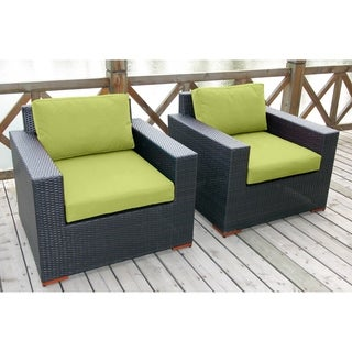 Andover 2-piece Deep Seating Club Chair Set