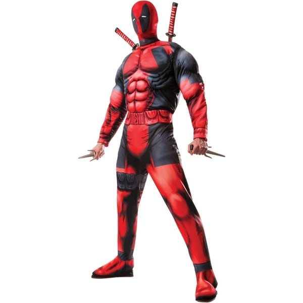 Licensed Deadpool Adult Costume