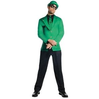 Men's Batman's The Riddler Adult Costume