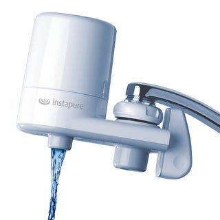 F5-WHITE Instapure Complete Faucet Filter System