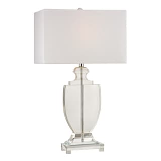 Dimond Avonmead 1-light Solid Crystal Table Lamp