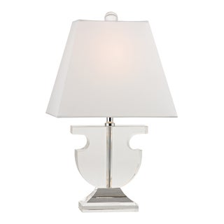 Dimond Bailey Mews 1-light Mini Crystal Table Lamp
