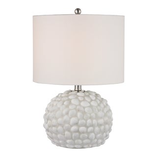 Dimond Southend 1-light White Shell Accent Lamp