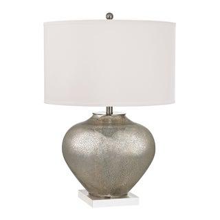 Dimond Edenbridge 1-light Glass Table Lamp With Led Nightlight