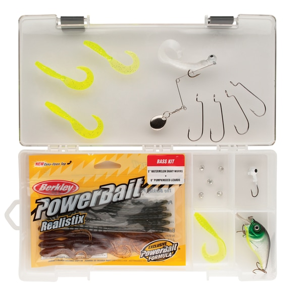 Bass Tackle Box Kit