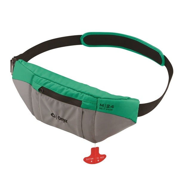 Onyx Outdoor M-24 Manual Sup Inflatable Belt Pack 14832237