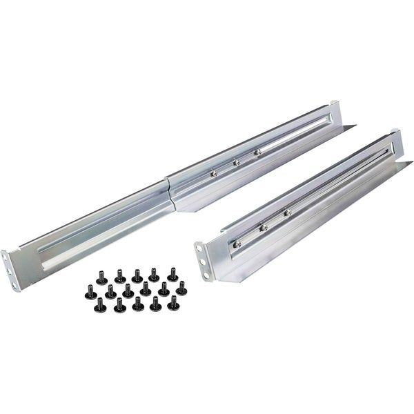 CyberPower Universal Rack Mount Adjustable Length Rail Kit for up to