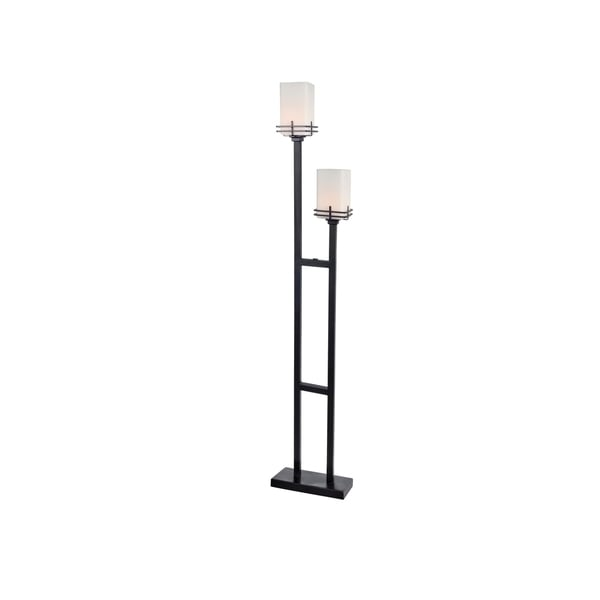 Lite Source Delores 2-light Floor Lamp