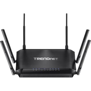 TRENDnet TEW-828DRU IEEE 802.11ac Ethernet Wireless Router