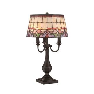 Lite Source Thasos 3-light Table Lamp
