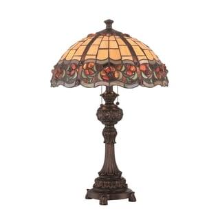 Lite Source Deana 2-light Table Lamp