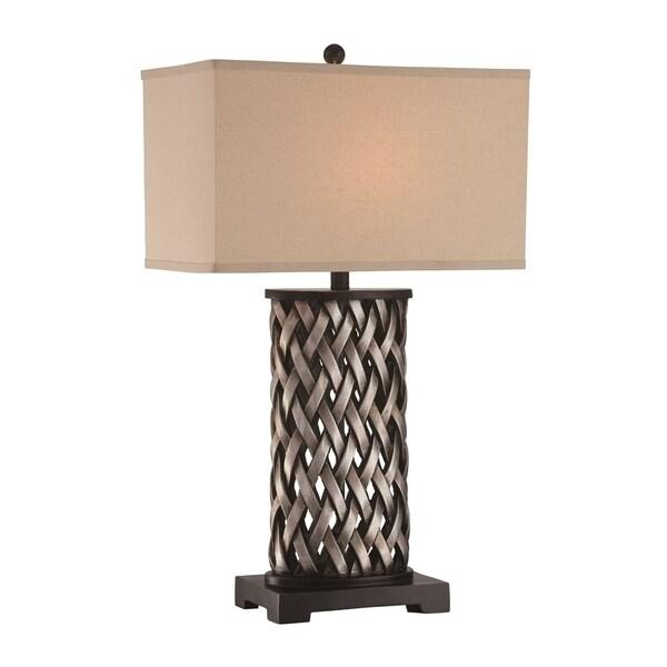 Lite Source Sadler 1-light Fluorescent Table Lamp