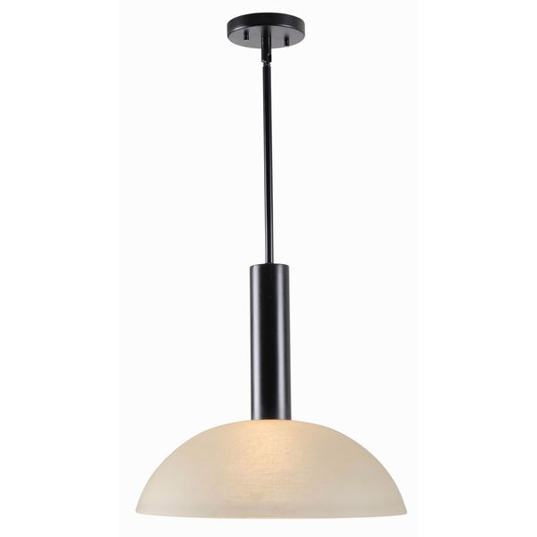 Xenon 1-light Bronze Pendant