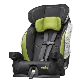 Evenflo Dipsy Doodle Chase Select Harnessed Booster Car Seat