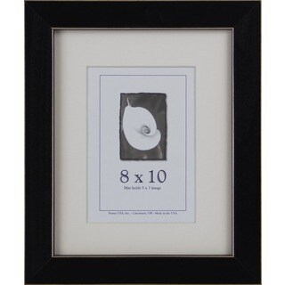 Clean Cut Picture Frame (8-inches x 10-inches)