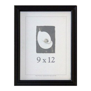 Classic Picture Frame (9-inches x 12-inches)