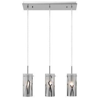 Kichler Lighting Contemporary 3-light Chrome Mini Pendant Cluster Chandelier