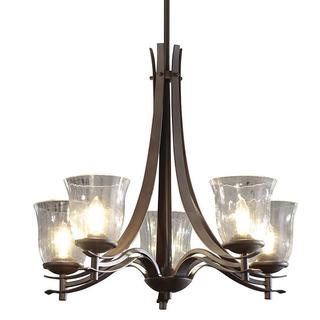Kichler Lighting Transitional 5-light Olde Bronze Chandelier