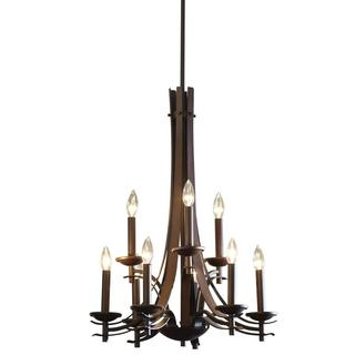 Kichler Lighting Transitional 9-light Olde Bronze Chandelier