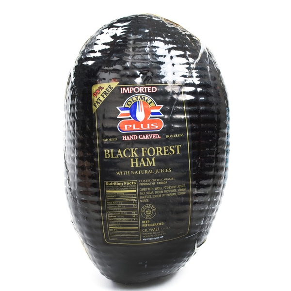 Canadian Black Forest Dinner Ham