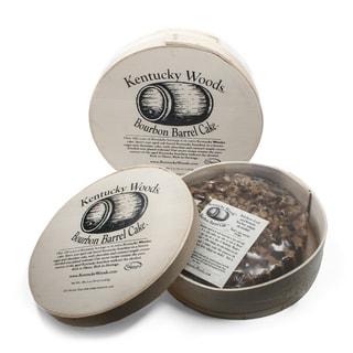 igourmet Kentucky Woods Bourbon Barrel Cake Duo