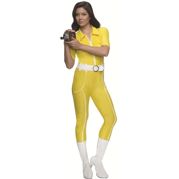 Teenage Mutant Ninja Turtles Women's April O'Neil Costume