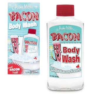 Archie McPhee Bacon Smelling Body Wash