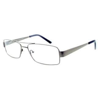 John Raymond Men's Iron Prescription Eyeglasses