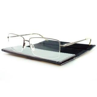 John Raymond Men's Shank Prescription Eyeglasses